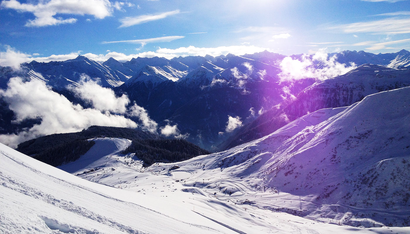 Skiurlaub Tirol Serfaus Fiss Ladis Im Winter